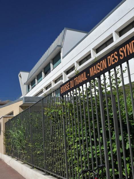 Maison des Syndicats Bourse du Travail